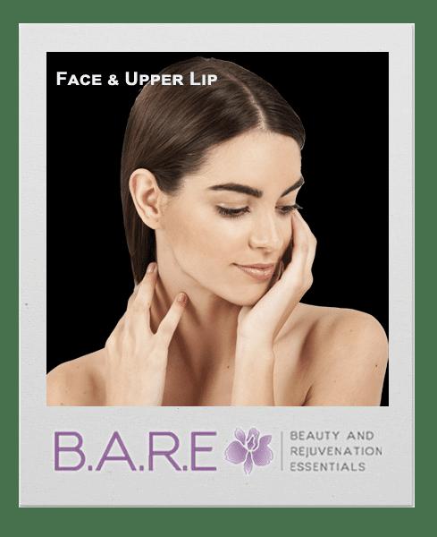 Laser Hair Removal Near Me | B.A.R.E. Essentials Spa